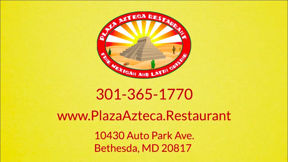Plaza Azteca Restaurant – Video Presentation