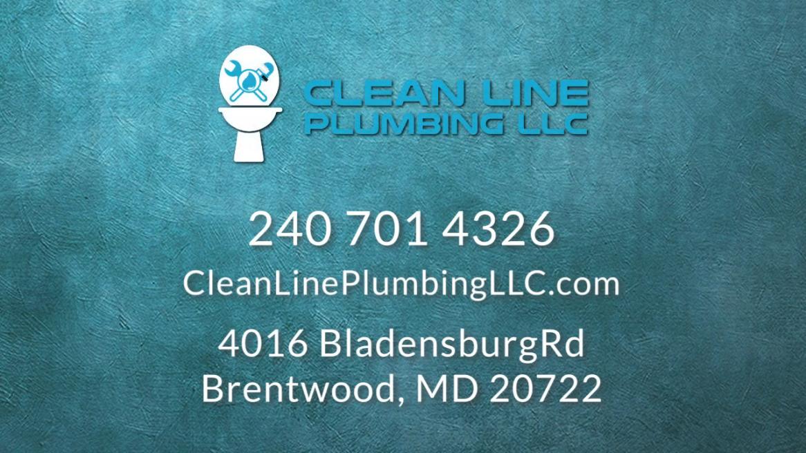 Clean Line Plumbing