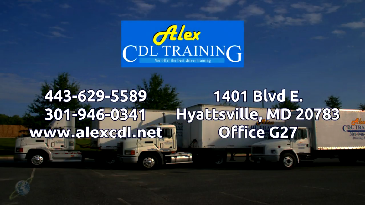 Alex CDL Training