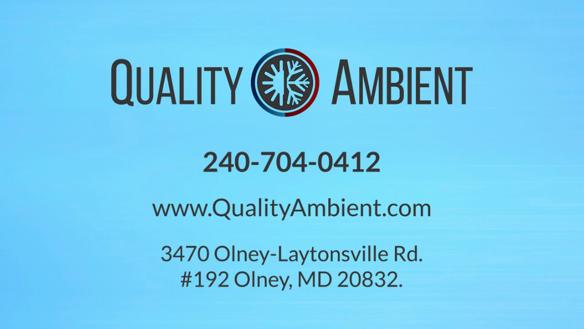 Quality Ambient, LLC Video Presentation